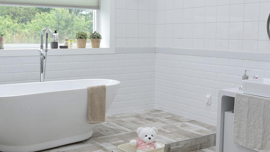 """""""Befintligt skick"""" försvarar inte usel badrumsrenovering"""